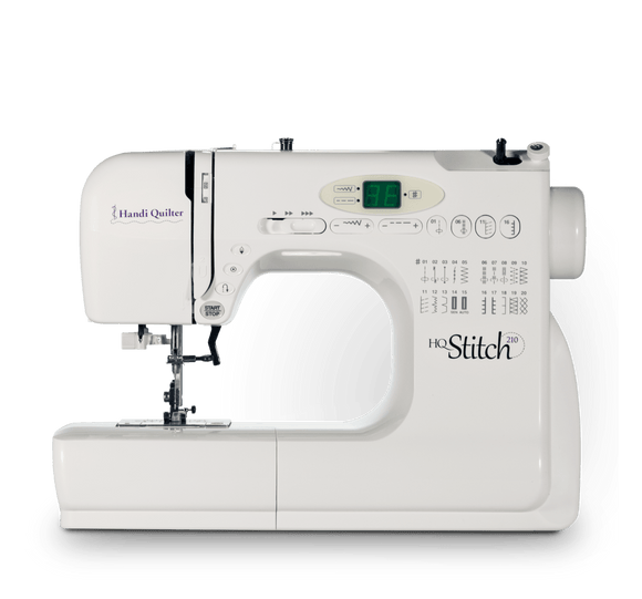 Handi Quilter Stitch 210 Quilting Machine