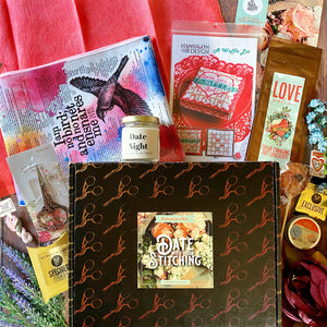"January 2021 ""Date With Your Stitching"" Retreat In A Box"