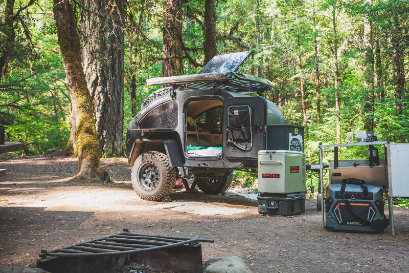 Going Camping? Here's What You Need to Know When Choosing a Cooler