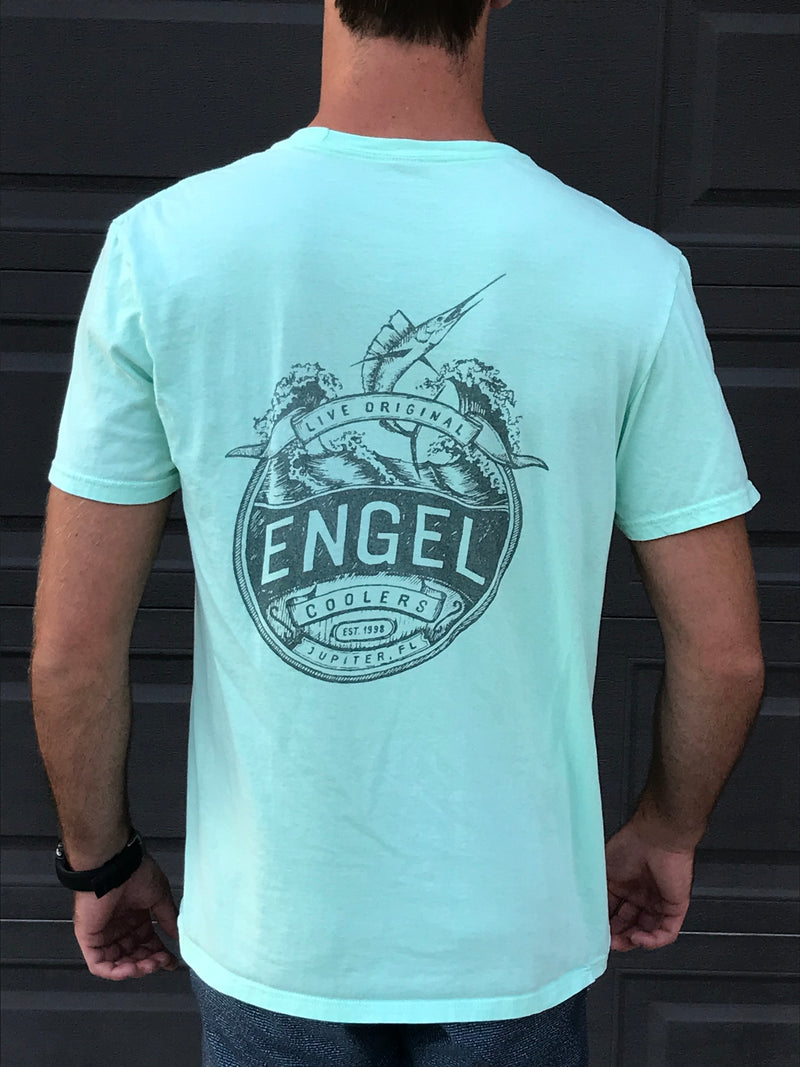 Engel Seafoam Marlin T-Shirt