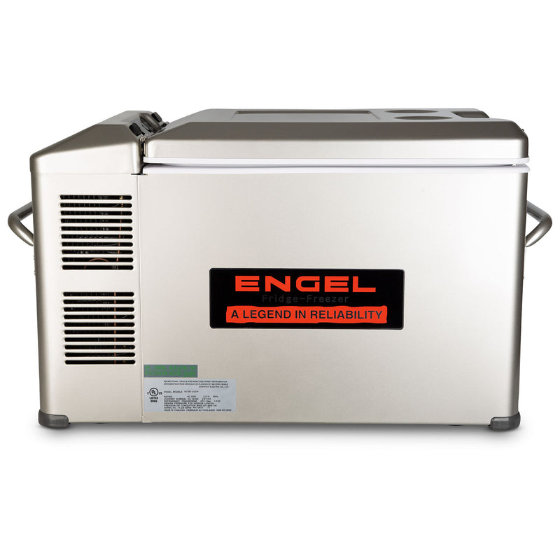 Engel MT35F-U1-P platinum series 12V/24V/120V top-opening portable AC/DC Fridge/Freezer