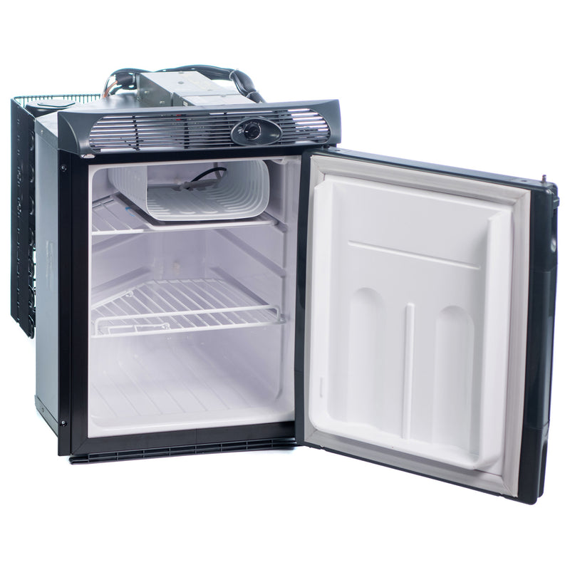 SR48 48 quart portable front-opening 12/24V DC - 110V/120V AC fridge-freezer