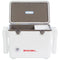 Engel 30 quart leak-proof air-tight drybox/cooler with rod holders