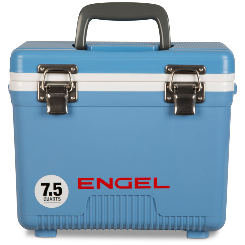 Engel 7.5 quart leak-proof air-tight storage drybox, cooler and lunch box