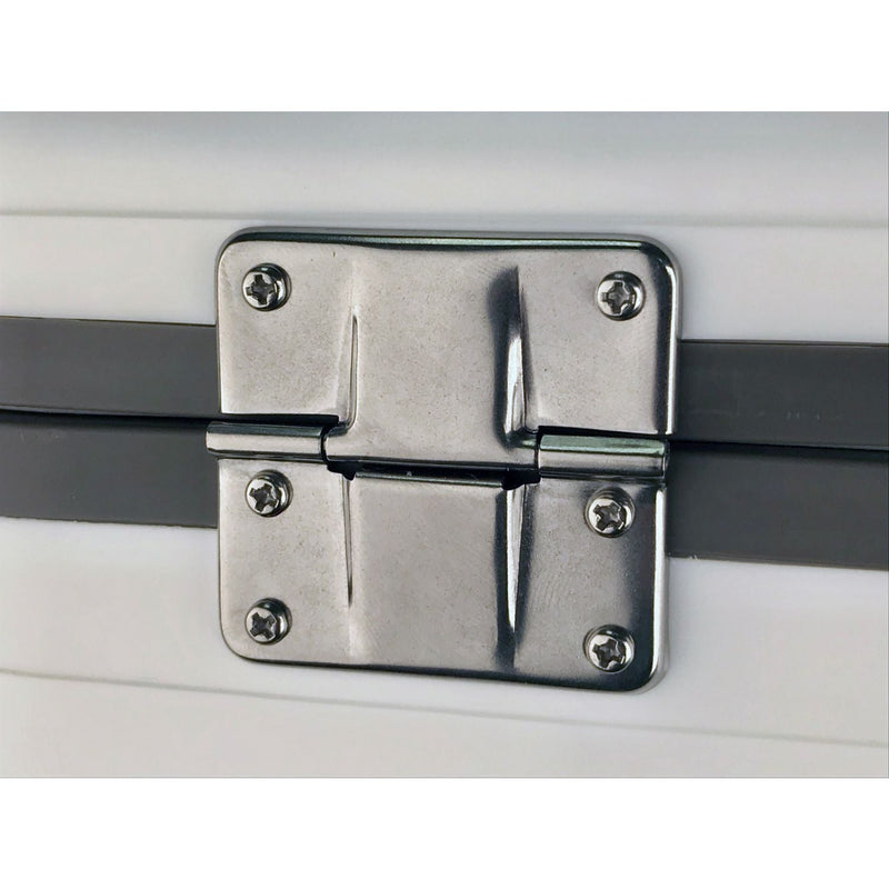 Drybox Hinge - Stainless Steel or Plastic