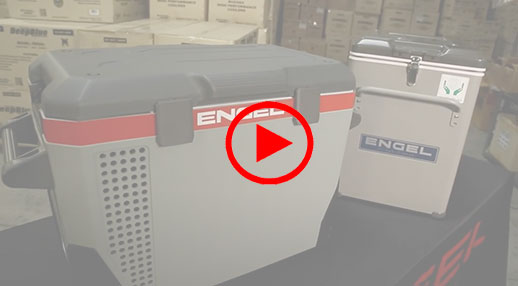Engel Fridge Freezer Video