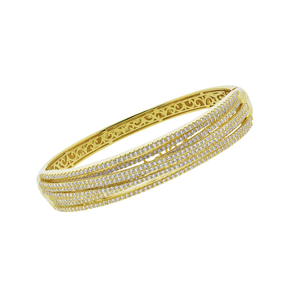Interlock Bangle