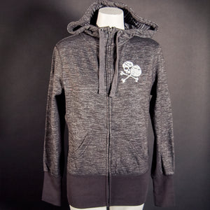 Ladies Midnight Paddle Thumbhole Hoodie