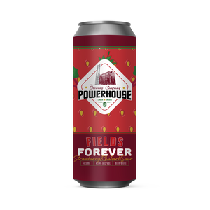 Fields Forever Strawberry Rhubarb Sour