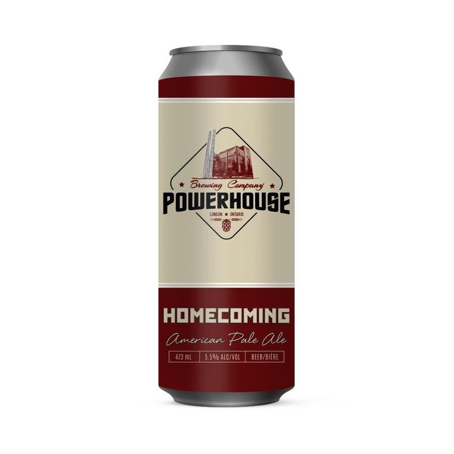 Homecoming American Pale Ale