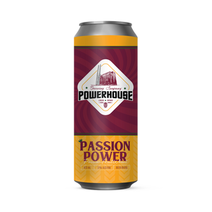 Passion Power Passion Fruit Wheat