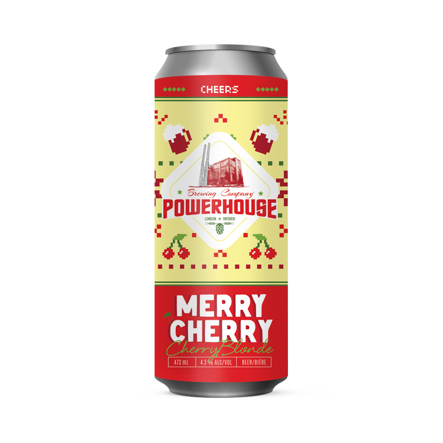 Merry Cherry Blonde Ale