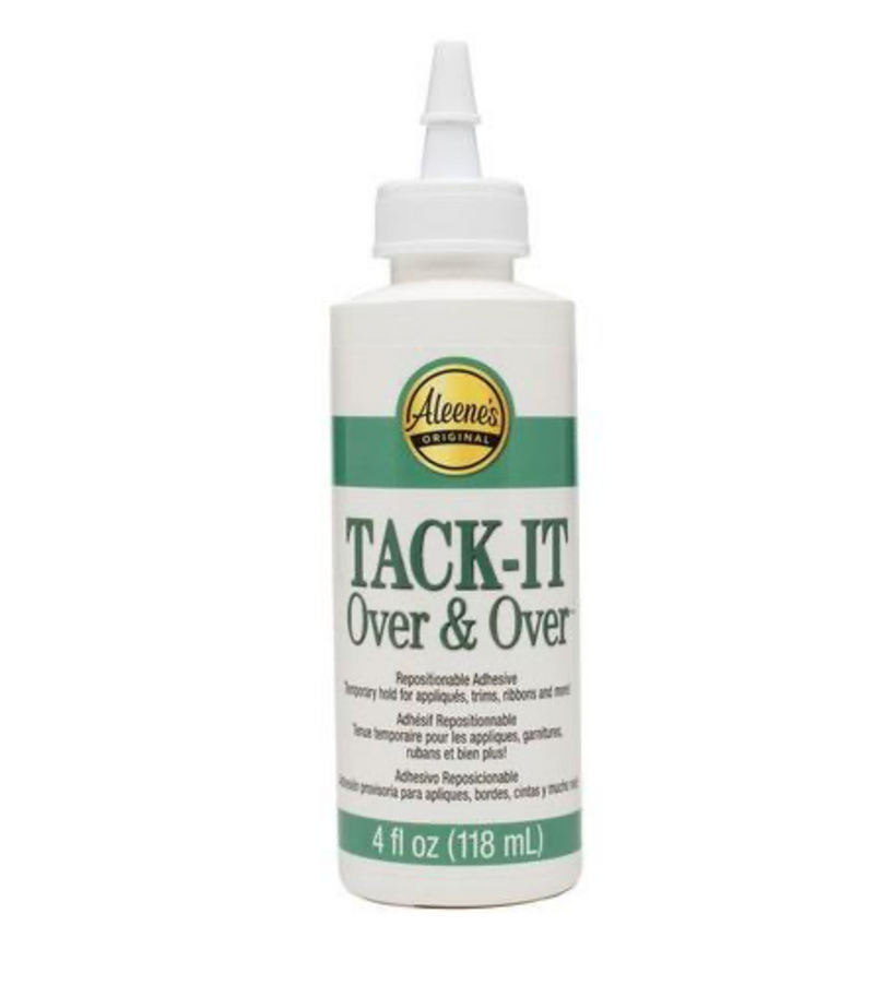 Aleene's Tack-It Over & Over