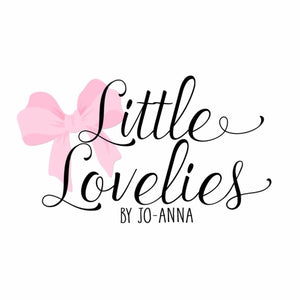 Little Lovelies By Jo-Anna