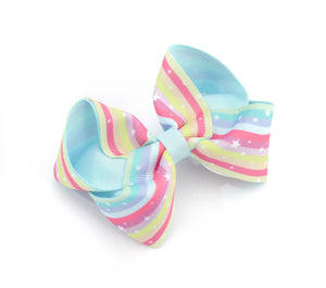Stars & Stripes Large Boutique Bow