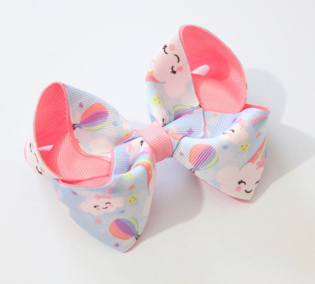 Pastel Sky's Large Boutique Bow