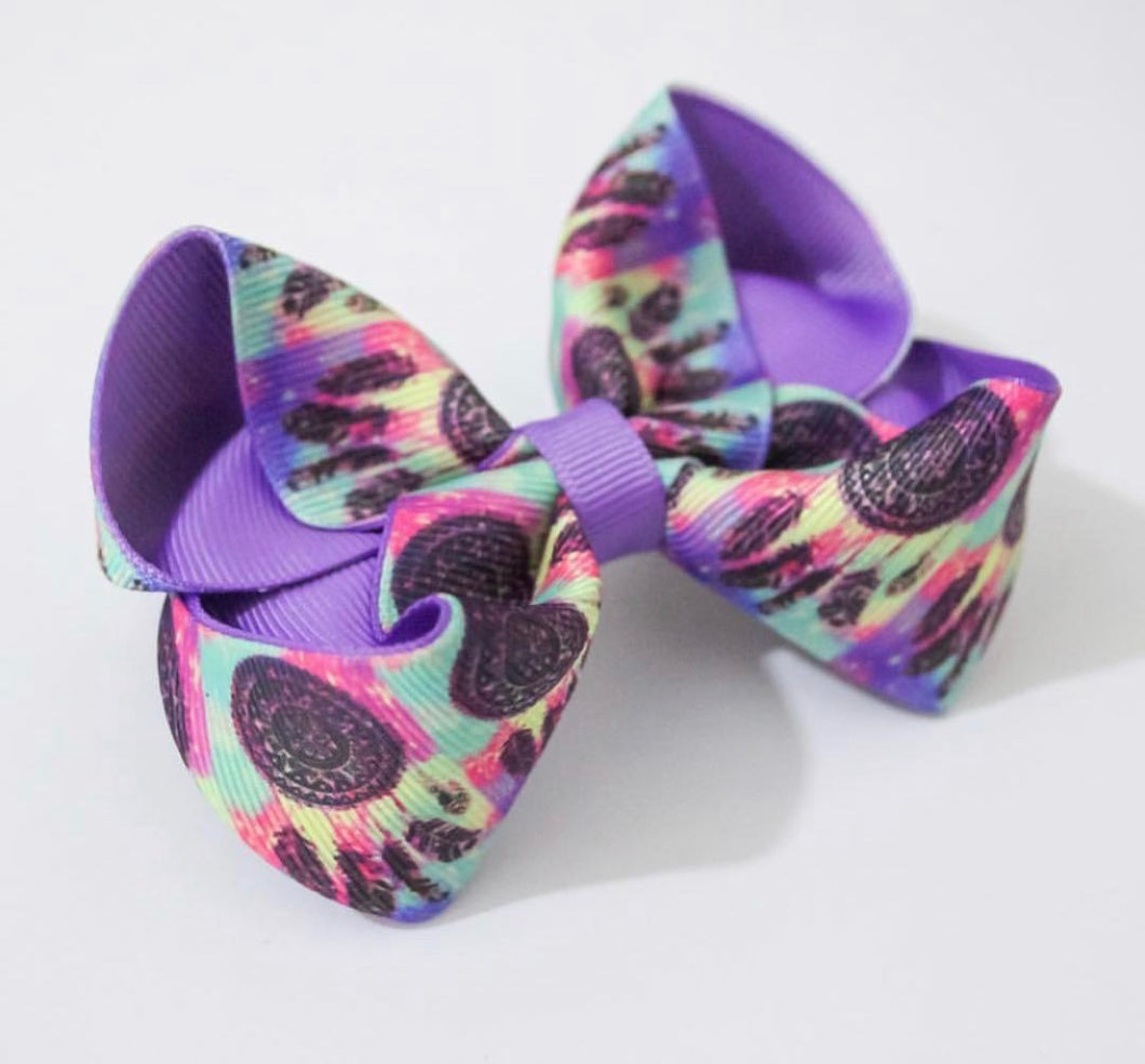 Dreamcatcher large boutique bow