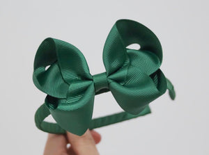Large Boutique Bows - Clips & Headbands