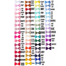 Load image into Gallery viewer, Lace Single Pinch Bows - Clips & headbands