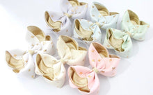 Load image into Gallery viewer, 'Dainty Bows' Large Boutique Bows - All Colours