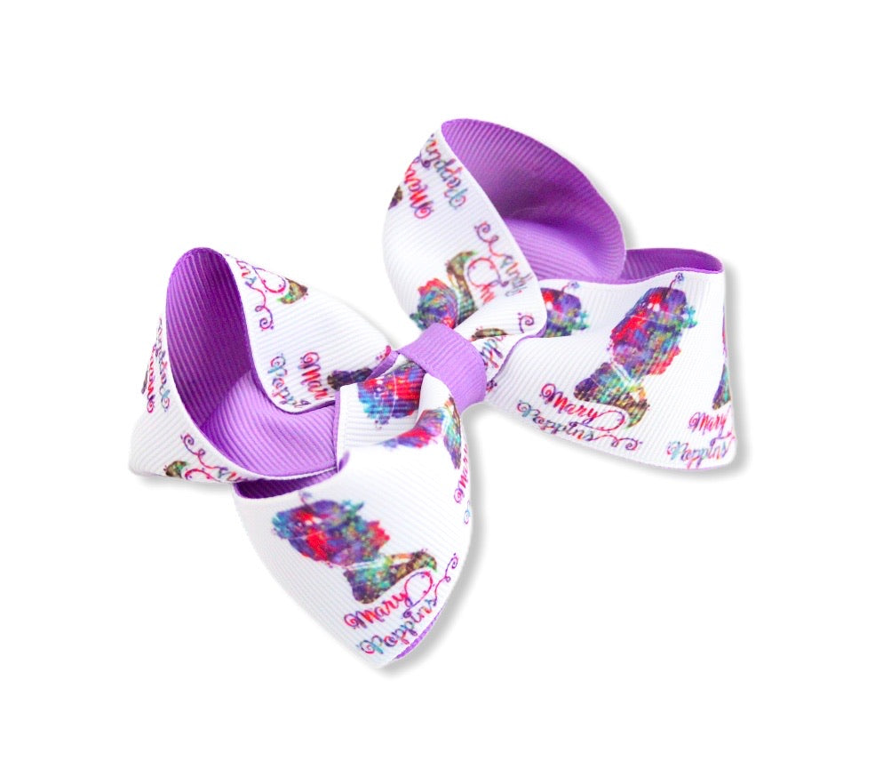 Mary Poppins Large Boutique Bow