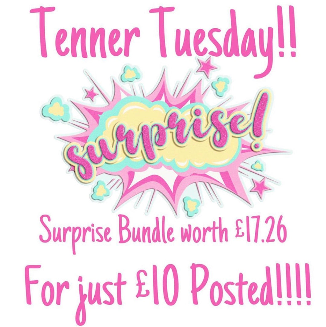 Tenner Tuesday Surprise Set
