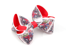 Load image into Gallery viewer, Marvel large boutique bow