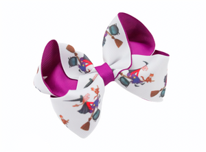 Room on the Broom Large boutique bow