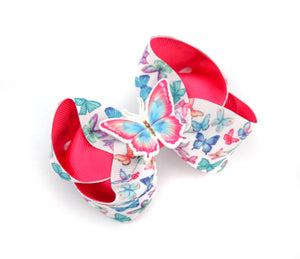 Butterfly Large boutique Bow