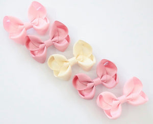 Mini Boutique Bows - Clips & Headbands
