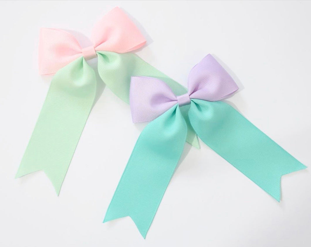 Design Your Own Large Ponytail Bows