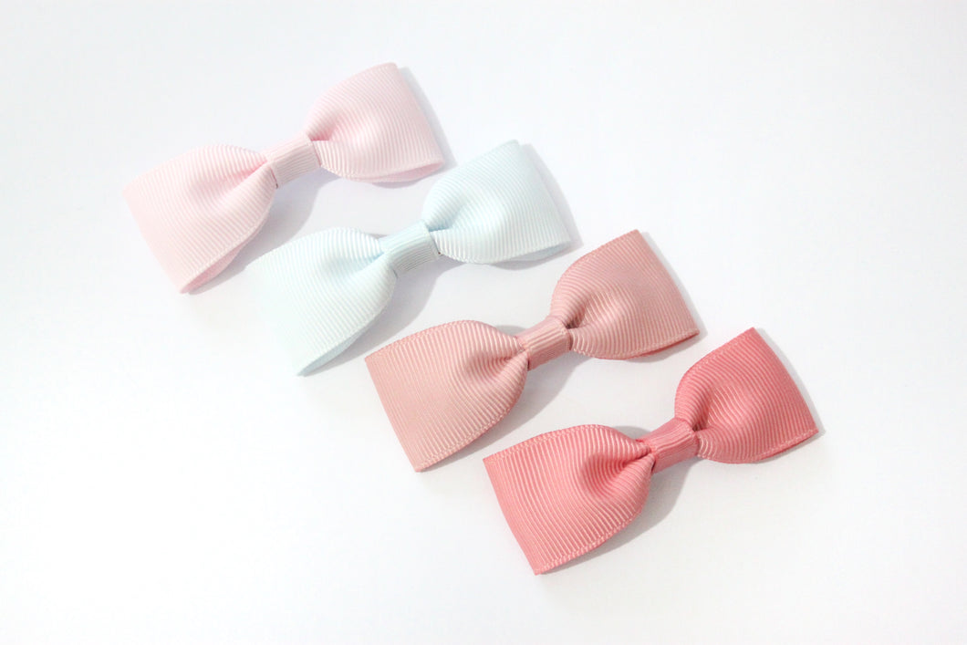 Single Pinch Bows - Clips & Headbands
