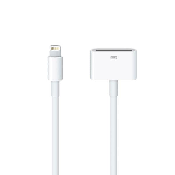 Apple Lightning To 30-PIN Adapter (0.2M)