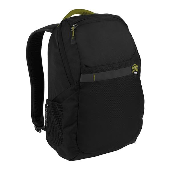 "STM Saga 15"" Laptop Backpack - Black"