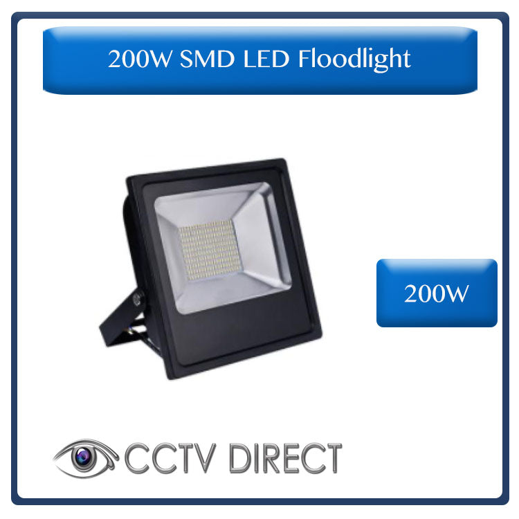200w SMD LED Floodlight IP66