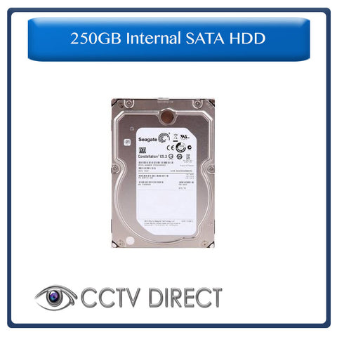 250GB Internal HDD