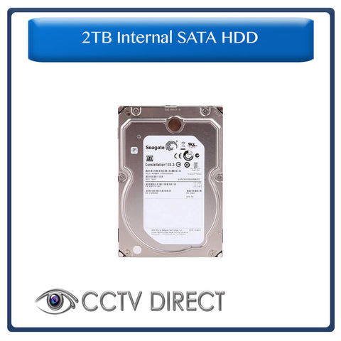 2TB internal HDD
