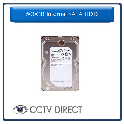 500GB Internal SATA HDD
