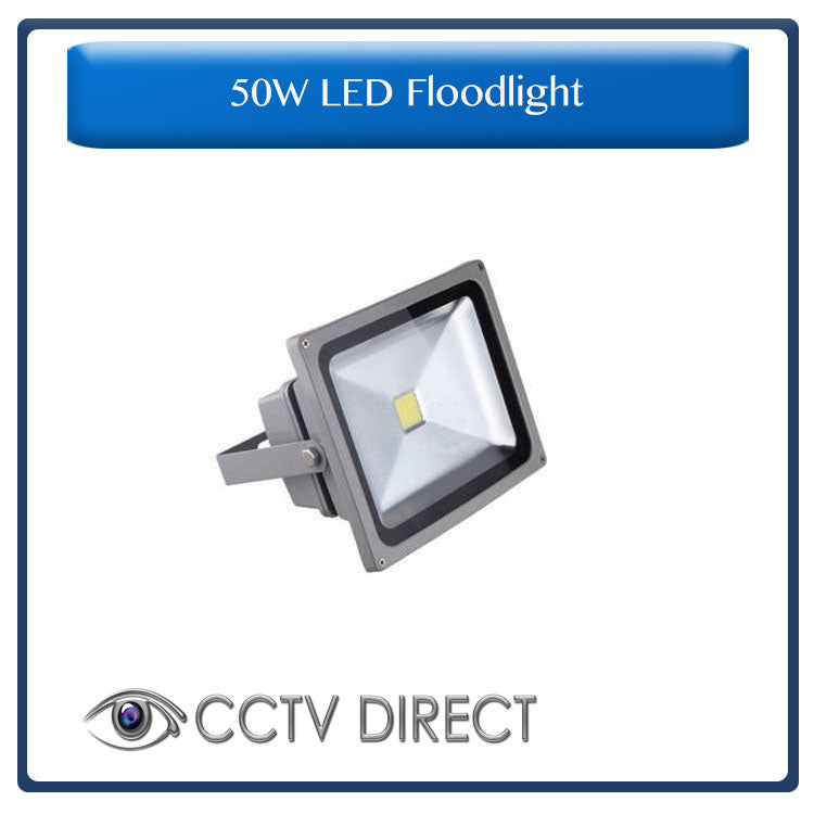 50W LED Floodlight, energy saving
