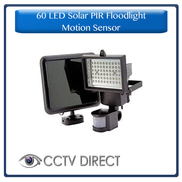 ** Pack of 4** 60 LED Solar PIR Motion sensor floodlight ( R450 each)