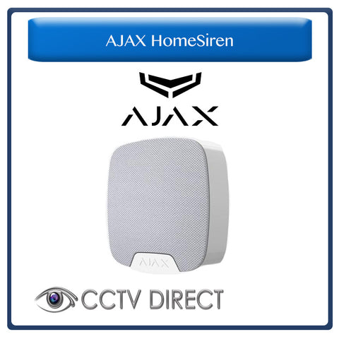 Ajax HomeSiren - Wireless Indoor Siren