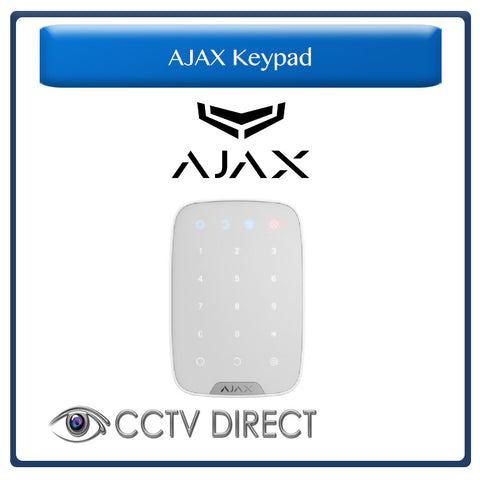 Ajax Keypad - Wireless Touch