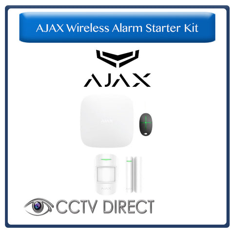 Ajax Wireless Alarm Starter Kit