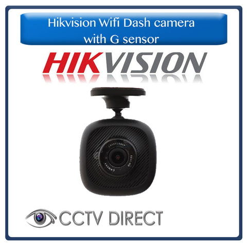 Hikvision Wifi Dash camera with G sensor
