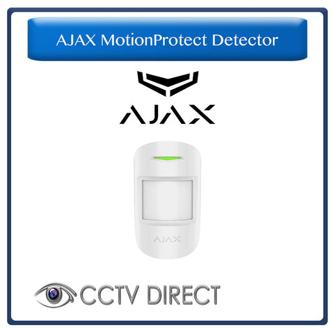 Ajax MotionProtect - Wireless Indoor Motion Detector