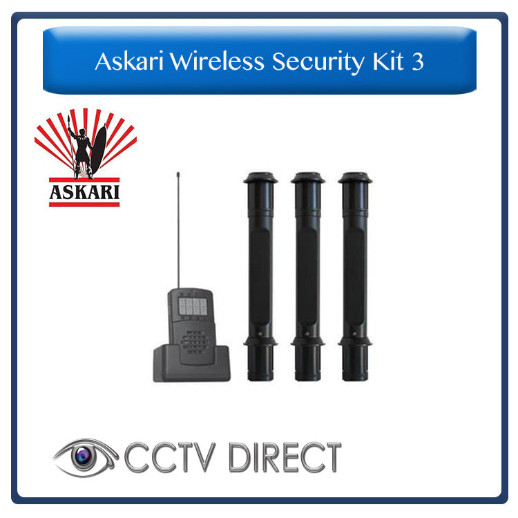 Askari Wireless Security Kit 3