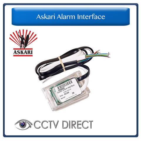 Askari Alarm Interface