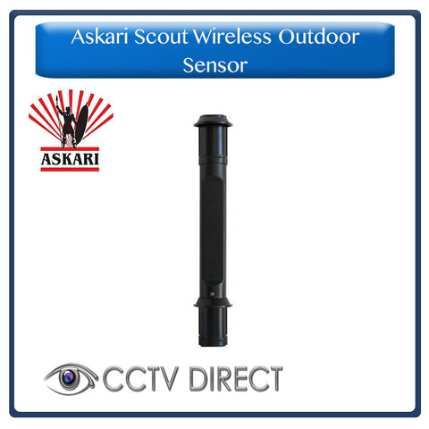 Askari Scout Wireless Outdoor Sensor w/ bracket
