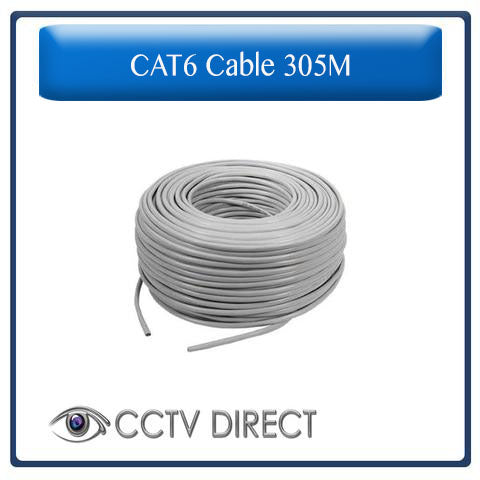CAT6 cable 305M, easy pull box