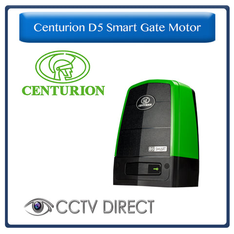 Centurion D5 Smart Gate Motor and 2 x TX4